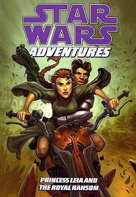Star Wars Adventures: Princess Leia and the Royal Ransom (Star Wars Adventures 2)