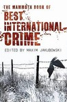 The Mammoth Book of Best International Crime