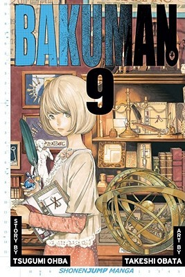 Bakuman, Volume 9 by Tsugumi Ohba