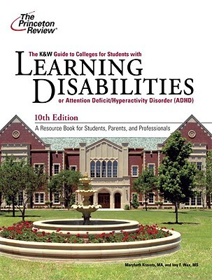 K&W Guide to Colleges for Students with Learning Disabilities