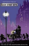 The Case of the Disappearing Detective (Baker Street Boys)