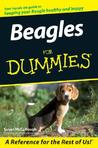 Beagles For Dummies (For Dummies (Pets))