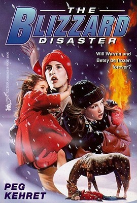 The Blizzard Disaster by Peg Kehret