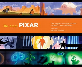 The Art of Pixar by Amid Amidi