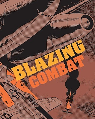 Blazing Combat by Archie Goodwin