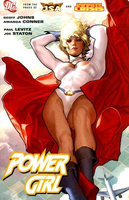 Power Girl by Geoff Johns