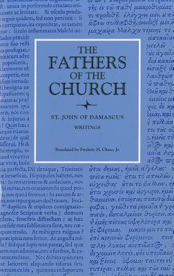 Get Saint John of Damascus: Writings (The Fathers of the Church, 37) PDB