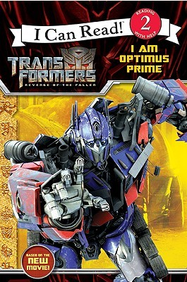 I Am Optimus Prime by Jennifer Frantz