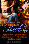 Halloween Heat V Menage by Alyssa Turner