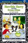 Horrible Harry and the Green Slime (Horrible Harry, #2)