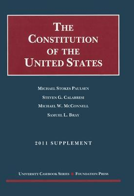 The Constitution of the United States, Supplement