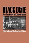 Black Dixie: Afro-Texan History and Culture in Houston