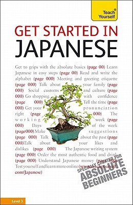 Get Started in Japanese with Two Audio CDs by Gilhooly Helen