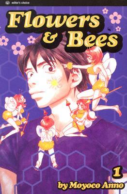 Flowers and Bees, Vol. 1 by Moyoco Anno
