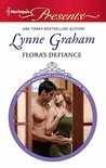 Flora's Defiance (Secretly Pregnant…Conveniently Wed, #2)
