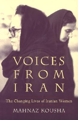 Voices from Iran by Mahnaz Kousha