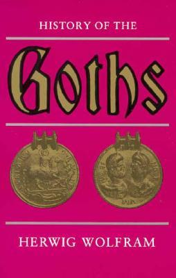 Free online download History of the Goths by Herwig Wolfram PDF