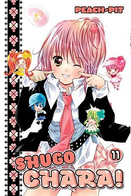 Shugo Chara! Volume 11 by Peach-Pit