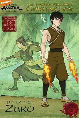 The Tale of Zuko by Michael Teitelbaum