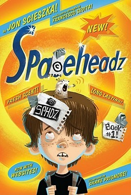 SPHDZ Book #1! by Jon Scieszka