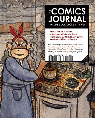 The Comics Journal #296 by Gary Groth