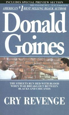 Cry Revenge by Donald Goines