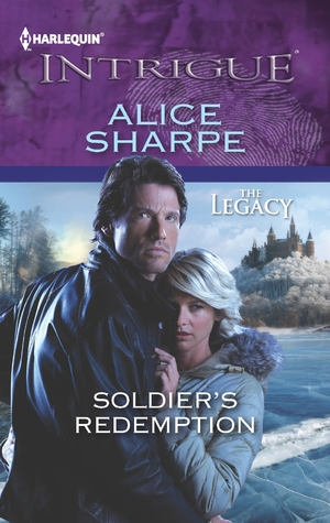 Soldier's Redemption (The Legacy, #3)