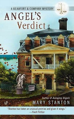 Angel's Verdict (Beaufort & Company Mystery #4)  - Mary Stanton