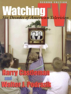 Watching TV by Harry Castleman