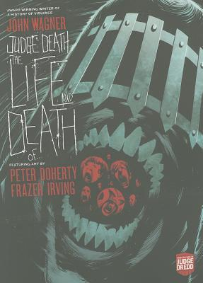 Judge Death by John Wagner