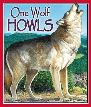 One Wolf Howls by Scotti Cohn