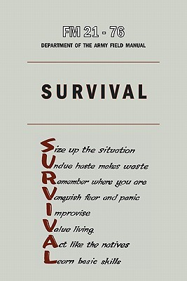 U.S. Army Survival Manual FM 21-76 by United States Army
