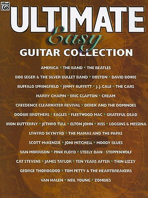Ultimate Easy Guitar Collection by Alfred A. Knopf Publishing ...