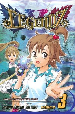 Legendz, Volume 3 by Rin Hirai