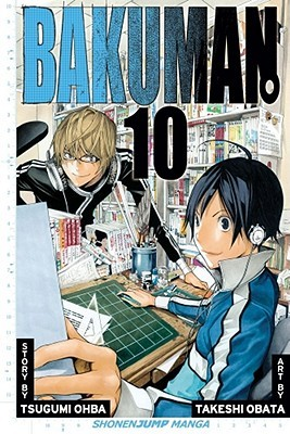 Bakuman, Volume 10: Imagination and Presentation
