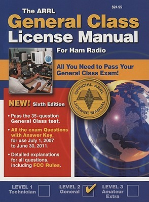 Arrl General Class License Manual by Ward Silver