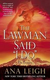 """The Lawman Said """"I Do"""" (The Frasers, #2)"""