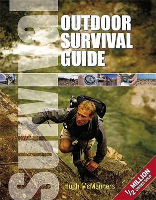 Outdoor Survival Guide (Dk Living)