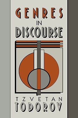 Genres in Discourse by Tzvetan Todorov