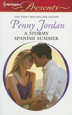 Download online for free A Stormy Spanish Summer PDF by Penny Jordan
