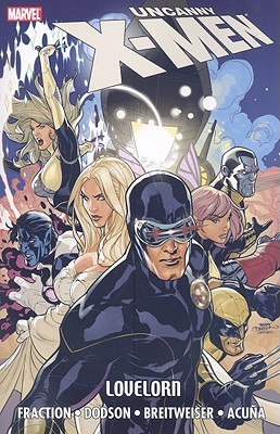 Uncanny X-Men by Matt Fraction