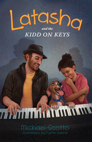 Latasha and the Kidd on Keys by Michael Scotto
