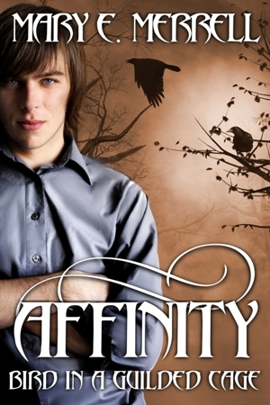 Affinity-Bird in a Gilded Cage by Mary E. Merrell