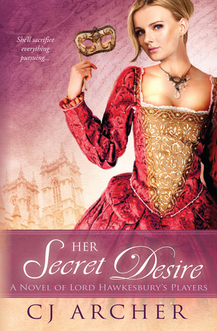 Her Secret Desire (Lord Hawkesbury's Players #1)