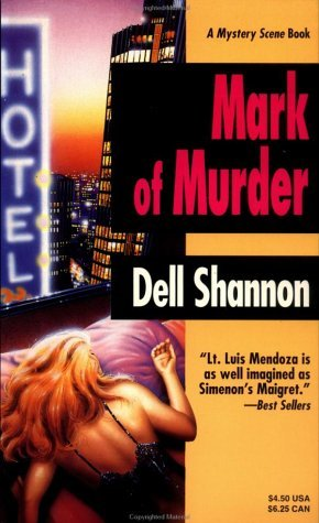 Mark of Murder by Dell Shannon