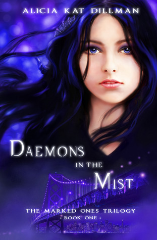 Daemons in the Mist by Alicia Kat Vancil