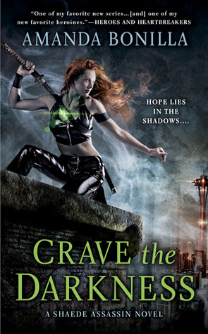 Crave the Darkness by Amanda Bonilla // enter to win a copy!