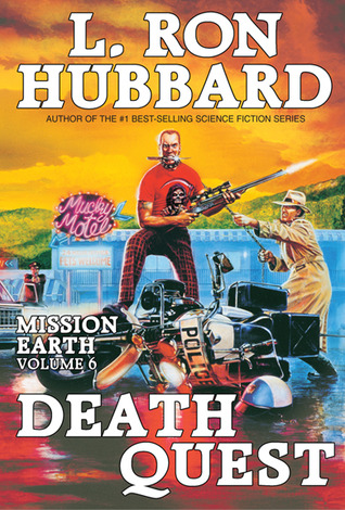 Death Quest (Mission Earth, #6)