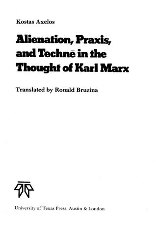 an introduction to the literature and writings of karl marx Karl marx's communist manifesto, first printed just before the french revolution   which serves as an accessible introduction to the ideas which marx went on to.