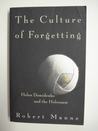 The Culture of Forgetting: Helen Demidenko and the Holocaust